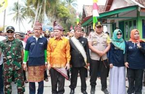 Jalan Sehat Awali Semarak Pulau Pisang 2018