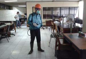 """Senin, PTPN VII Berlakukan """"Bekerja Dari Rumah"""""""