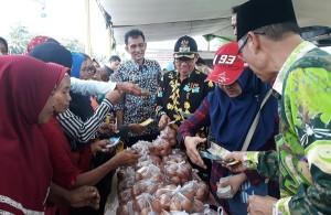 Pasar Murah Bersubsidi Digelar Di Cempakanuban