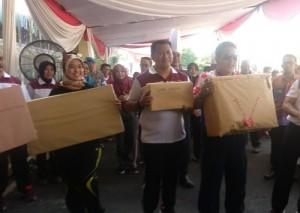 Lomba Buat Ketoprak, Gubernur Lampung Juara III