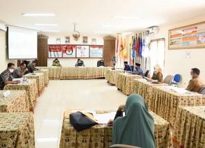 Pleno KPU Lampung, Tercatat Dua Juta Pemilih Berkelanjutan Di Tujuh Kabupaten