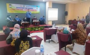 Forum Klinik Swasta Pringsewu Diskusi Penanganan Covid
