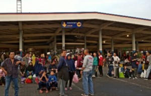 H-4 Lebaran, 51 Ribu Pemudik Menyeberang Ke Jawa