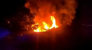 Polisi Selidiki Kebakaran Di Pasar Tempel Medasari
