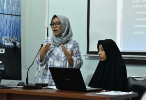 Puluhan Ide Bisnis Mahasiswa IBI Darmajaya Dipresentasikan