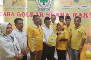 Pilkada 2020, Ketua KONI Metro Yakin Dapat Rekomendasi Golkar