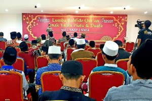 UBL Gelar Lomba Tahfiz Al-Quran