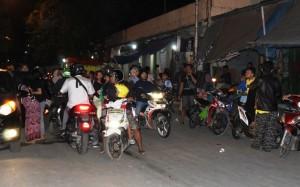 Warga Gudanglelang Mengungsi Pasca Gempa M 7,4