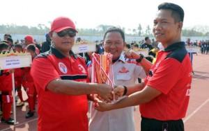 Lamsel Gelar Turnamen Sepak Bola U-11