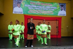 Tingkatkan Ukhuwah Islamiyah, Pemkab Lampung Selatan Gelar Lomba Qosidah