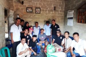 Komunitas Jumat Berbagi Jamin Pengobatan Nirwanto