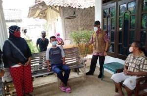 Pasien Covid Sembuh, Pulang Ke Sukoharjo Diantar Bupati