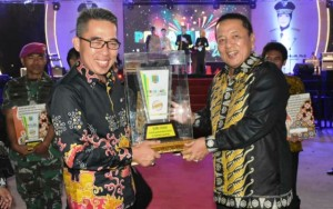 Lampung Timur Juara Umum Pekan Raya Lampung 2019