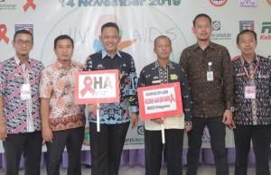 Pringsewu Komitmen Cegah Penyebaran HIV/AIDS