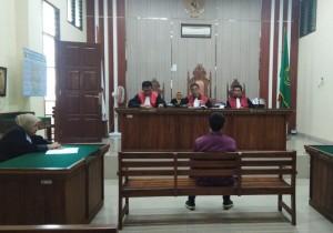 Wakil Ketua Hanura Lampung Divonis 8 Bulan Penjara