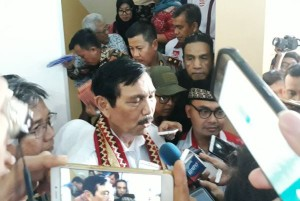 Luhut Bantah Tuduhan Gadaikan Kekayaan Indonesia Ke Asing