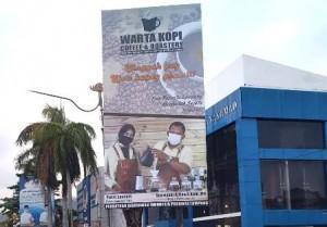 Putri Farisa, Wakili Lampung Di Ajang Pemilihan Duta Kopi Indonesia