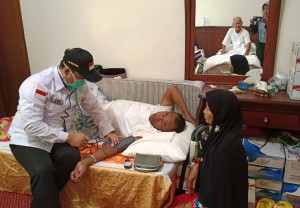 Petugas Haji Maksimalkan Persiapan Wukuf 10 Agustus 2019