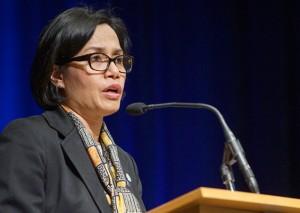 Sri Mulyani Indrawati: Anggaran Pertemuan IMF-World Bank Di Bali Akan Dimasukkan Dalam APBN-P